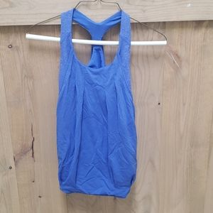 Ivivva tank with built in bra size 10